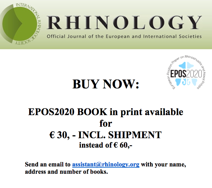 EPOS2020 at a reduced price